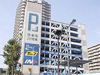 タイムズステーション横浜山下町の画像
