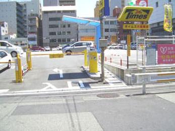 タイムズ大阪難波の画像