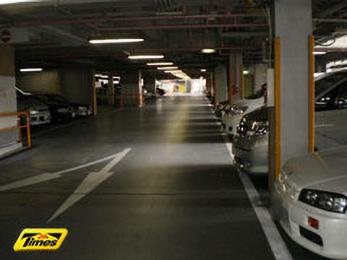 大阪市立法円坂 第2号ブロック駐車場