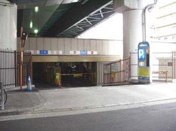 大阪市立西横堀駐車場 第7号ブロックの画像