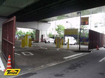 大阪市立西横堀駐車場 第13号ブロックの画像