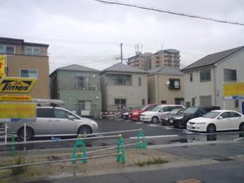 タイムズ兵庫吉田町第2(駐車場)の入り口写真