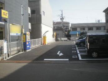 タイムズ須佐野通(駐車場)の入り口写真