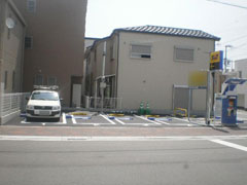 タイムズ兵庫吉田町第3(駐車場)の入り口写真