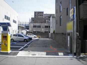 兵庫駅 駐車場