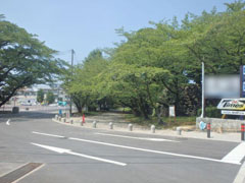 タイムズ福岡城三の丸(バス)