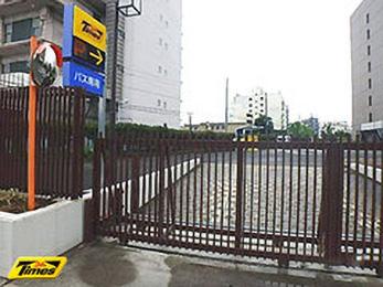 タイムズ白鬚橋バスプール