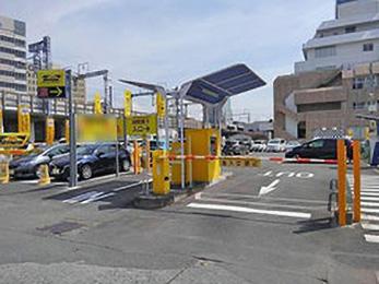 タイムズJR静岡駅南口の画像
