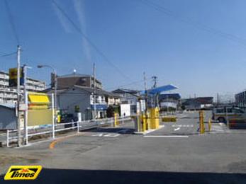 網干駅 駐車場