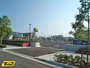 タイムズミズノスポーツプラザ神戸和田岬(駐車場)の入り口写真
